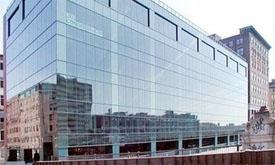 Boston seaport office building on Congress St