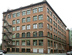 GE HQ in Fort Point Boston