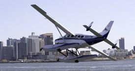 Seaplane planned for Boston harbor