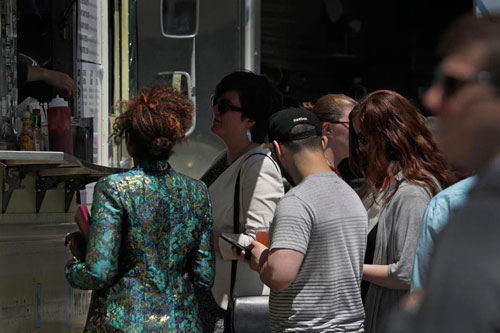 Food trucks in Boston and cambridge