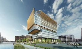 GE HQ in Boston