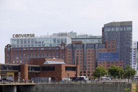 Boston Lovejoy wharf ferry service