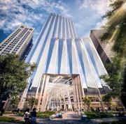 Winthrop Sq. development in downtown Boston