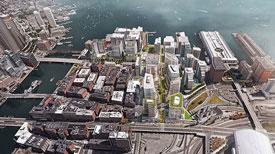 Boston Seaport sq.