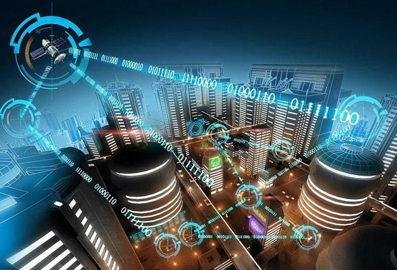 Connected buildings IoT
