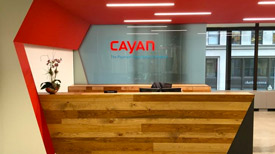 Cayan offices in Boston