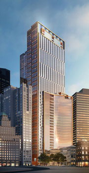 Winthrop Square office building