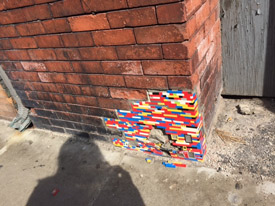 new lego education building in Back Bay